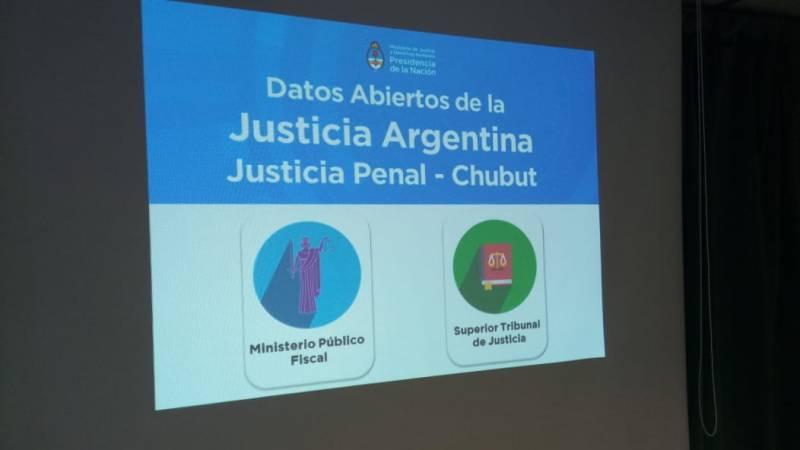 Digitalización: El Poder Judicial de Chubut lanzó su portal de datos abiertos
