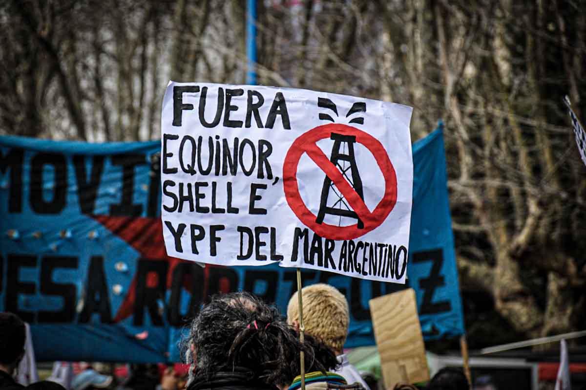 Pesca: Nación suspendió la exploración de petróleo offshore por el momento