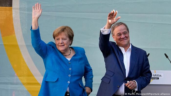 Internacionales: Alemania elige este domingo quién reemplazará a Angela Merkel