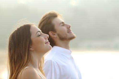 Saberes que alumbran: Respirar también es un fenómenocuántico