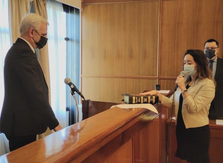 Juraron dos nuevos funcionarios judiciales en Chubut
