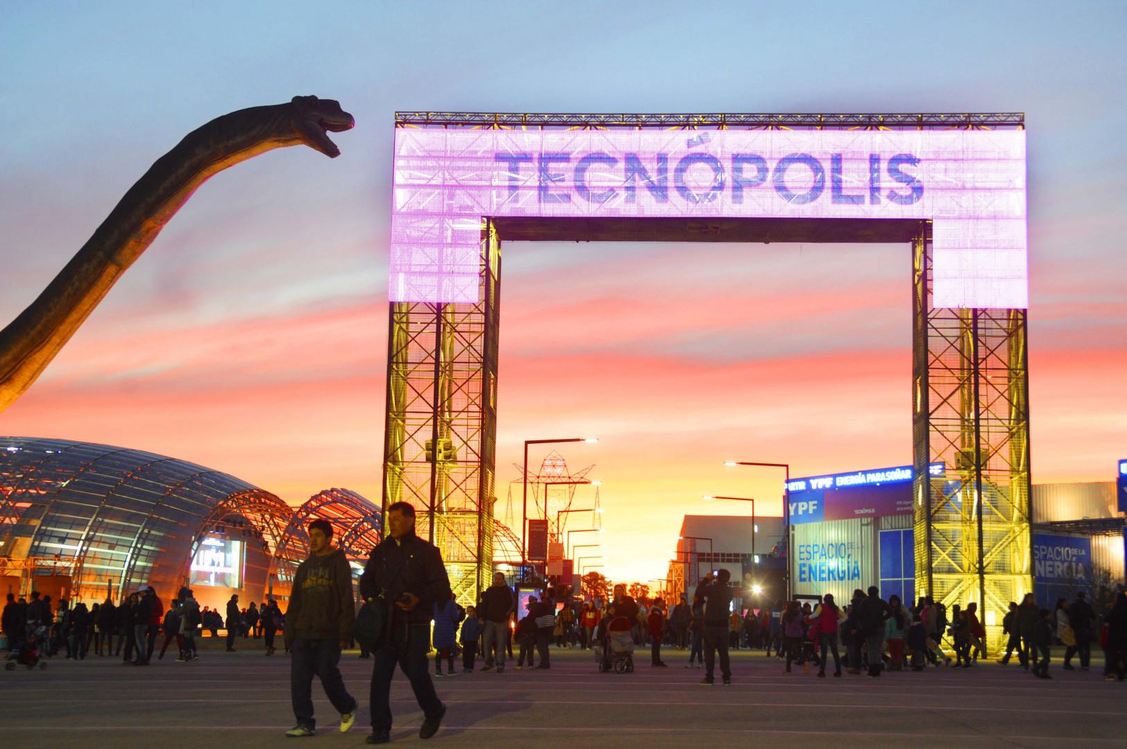 Tecnópolis: Chubut se muestra en el parque temático más grande de Latinoamérica