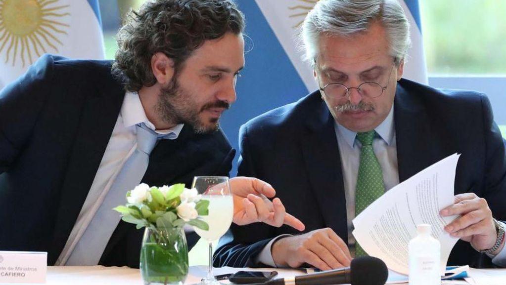 Cafiero lanza un plan para financiar y potenciar las exportacionesde las Pymes